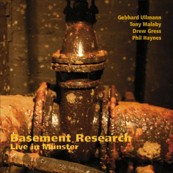 Album image: Basement Research - Live in Münster