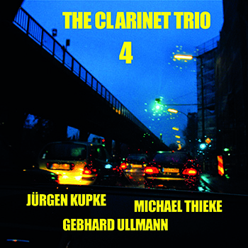 Album image: The Clarinet Trio - 4