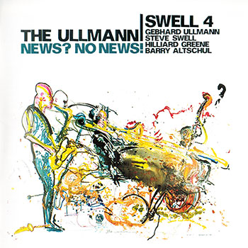 Album image: Ullmann/Swell 4 - News ? No News !