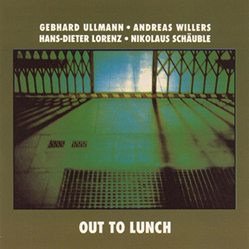 Album image: Out To Lunch - Out To Lunch LP
