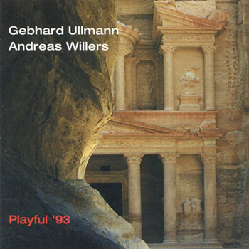 Album image: Gebhard Ullmann / Andreas Willers - Playful '93