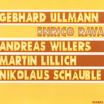 Album image: Out To Lunch plus Enrico Rava - Rava, Ullmann, Willers, Lillich, Schäuble LP