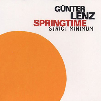 Album image: Günter Lenz Springtime - Strict Minimum