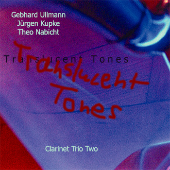 Album image: The Clarinet Trio - Translucent Tones