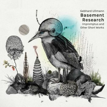 Album cover: Basement Research - Impromptus and Other Short Works (2019)